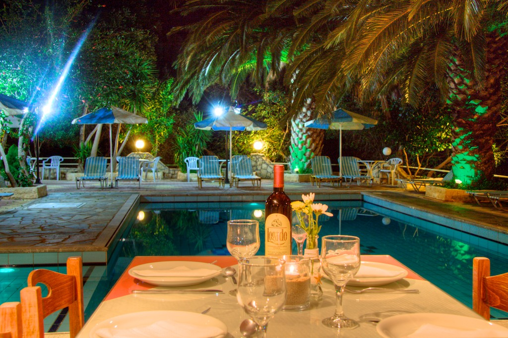 Outdoors - Restaurant