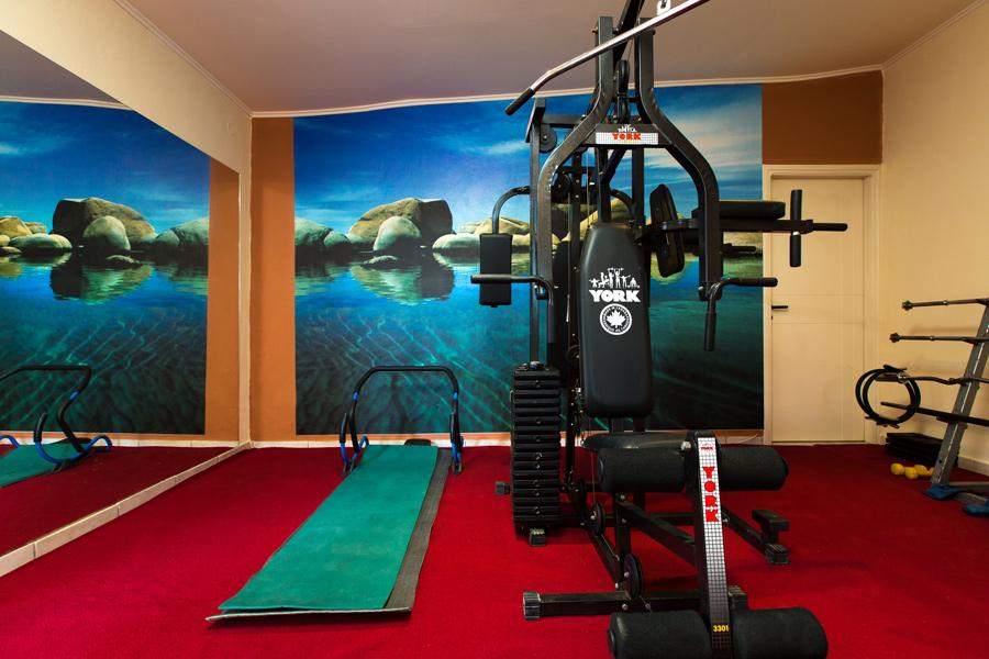 Indoors - Gym