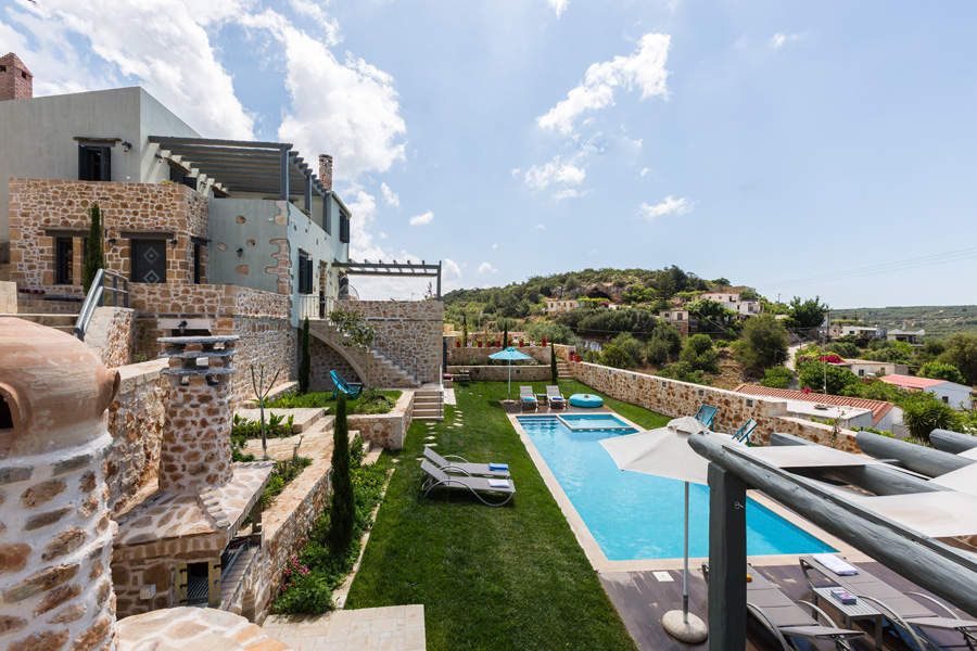 Villa I Outdoors -