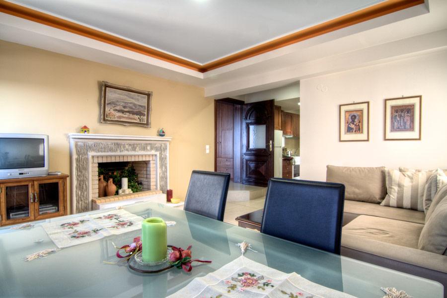 Indoor - Indoor dining area