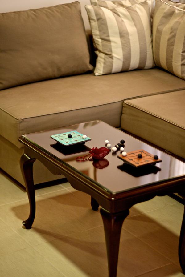 Indoor - Living area details