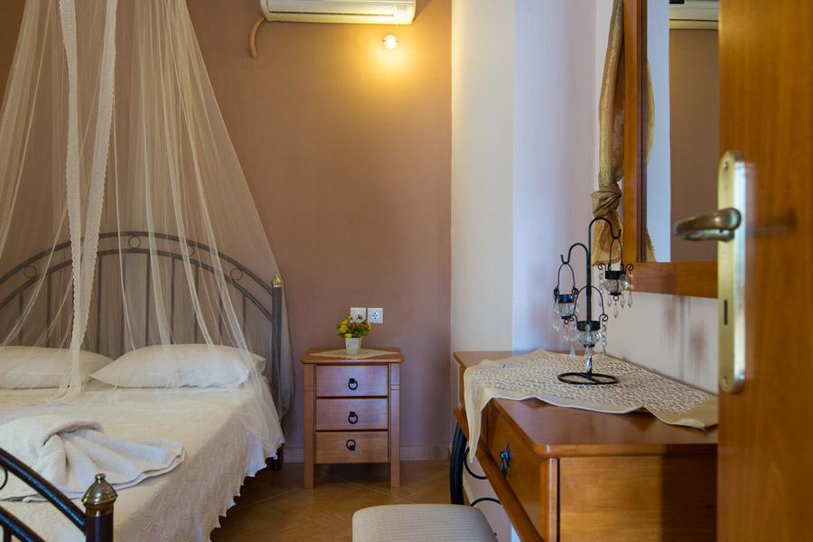 Εσωτερικοί χώροι Villa Roumeli -