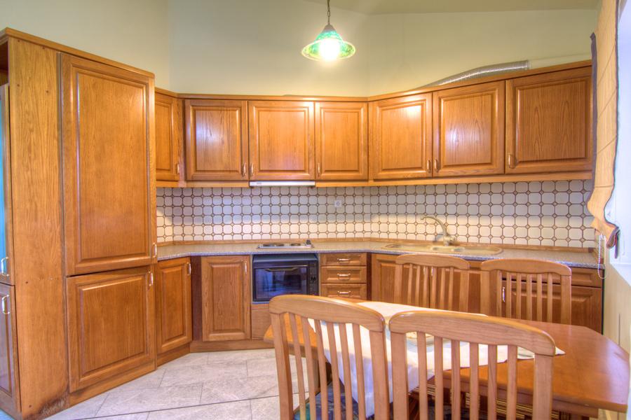 Indoors - First floor kitchen