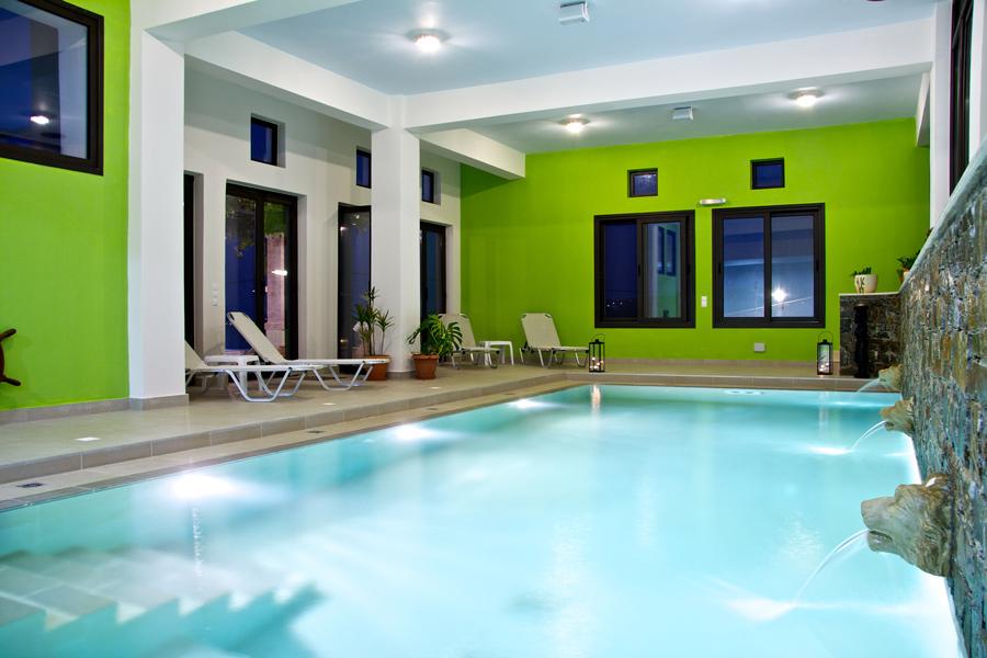 Indoor - Indoor swimming pool