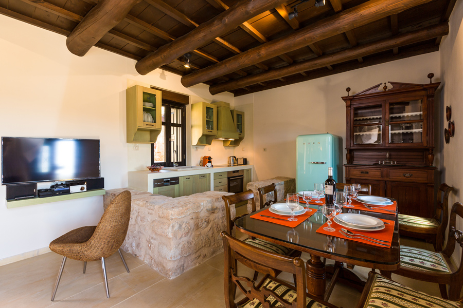 Villa II Indoors -