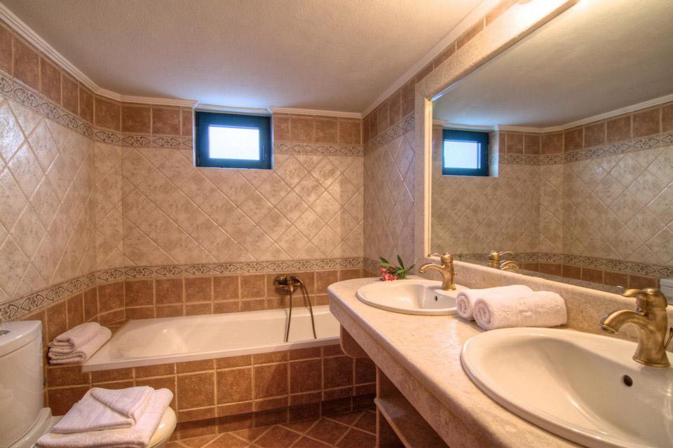 Rooms - Bathroom
