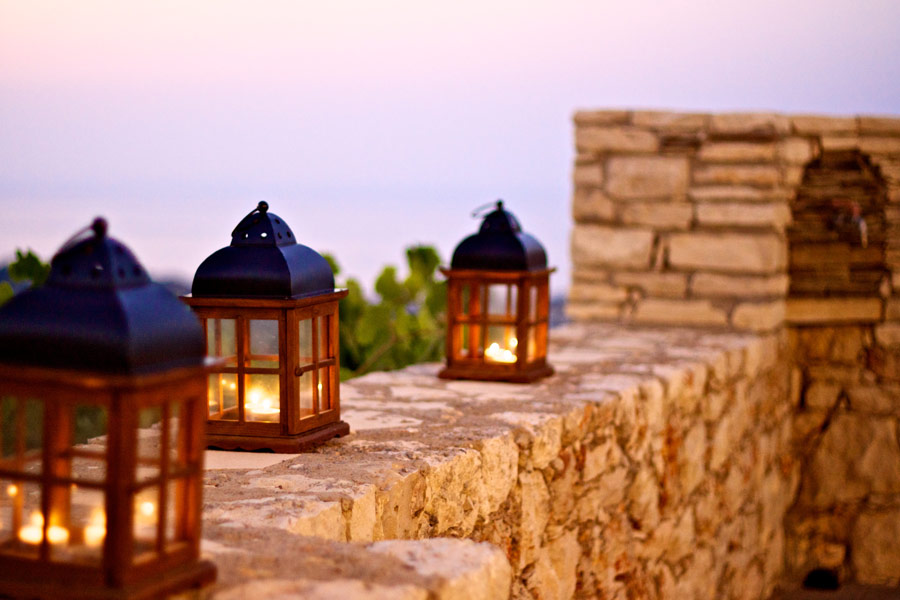 Outdoor - Enjoy a romantic sunset time in our villa