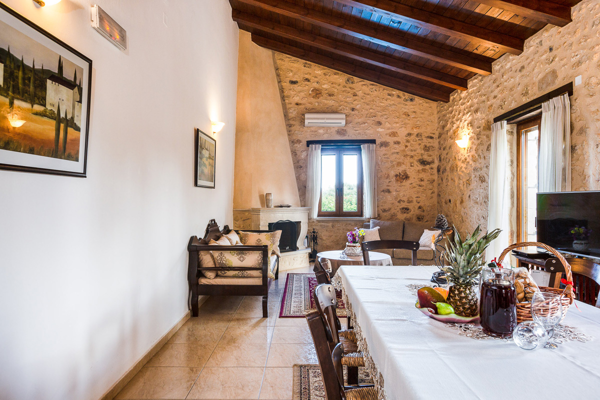 Villa 1 Indoors -