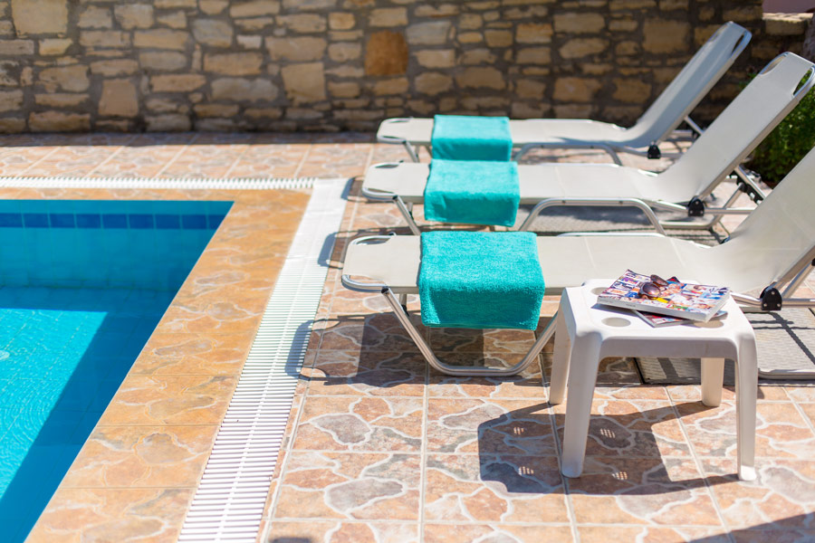 Outdoors Villa Roumeli -