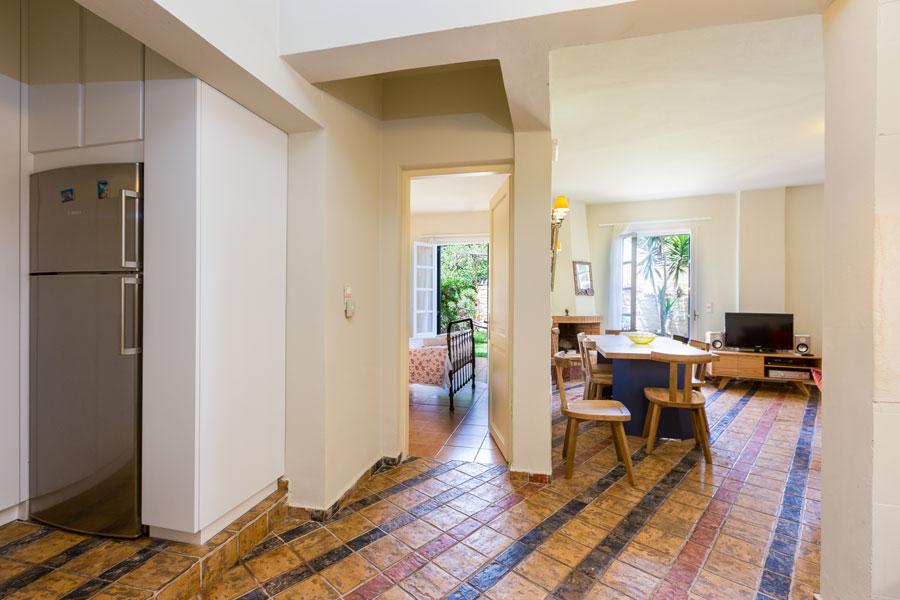 Indoors - Living area