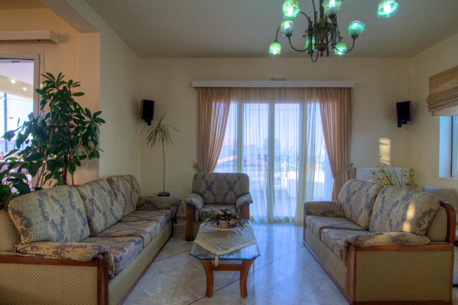 Indoors - Living room