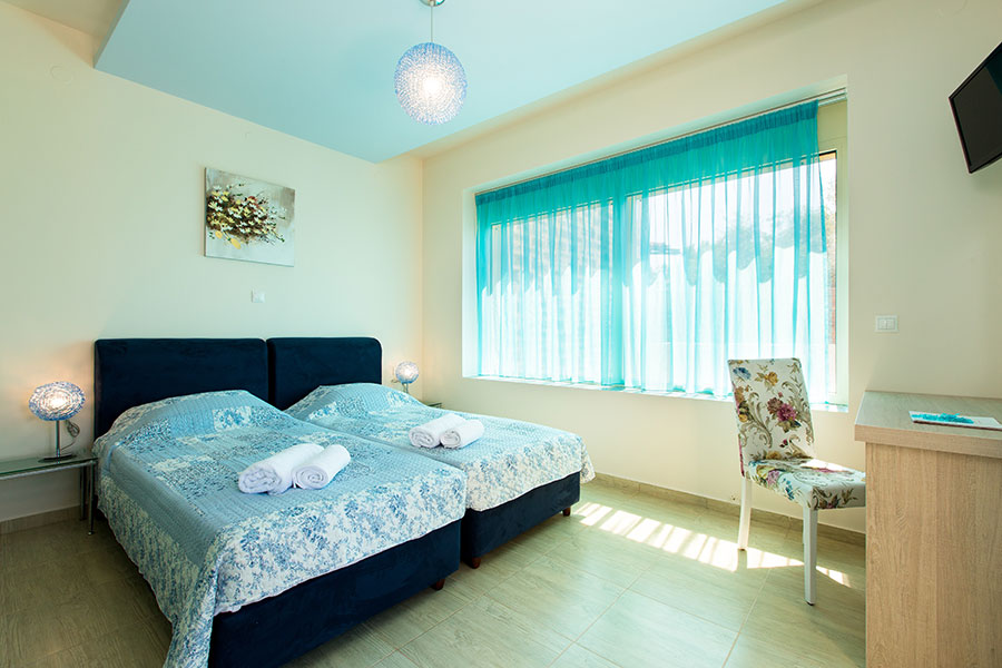 Villa Blue Mare (Indoor) -