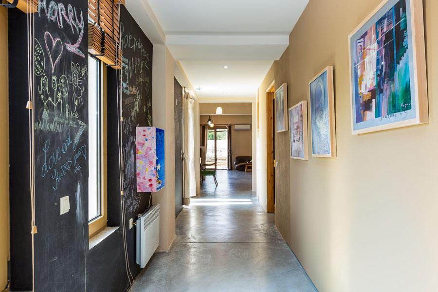 Indoors -