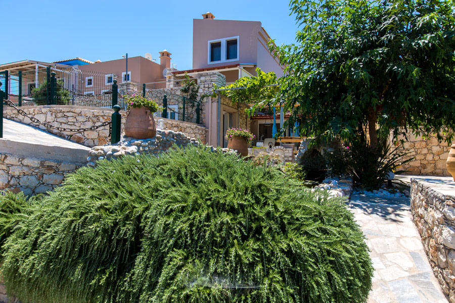 Outdoor - Facade of the villa