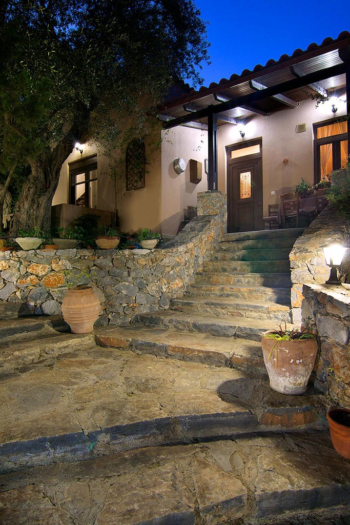 Outdoors - Entrance