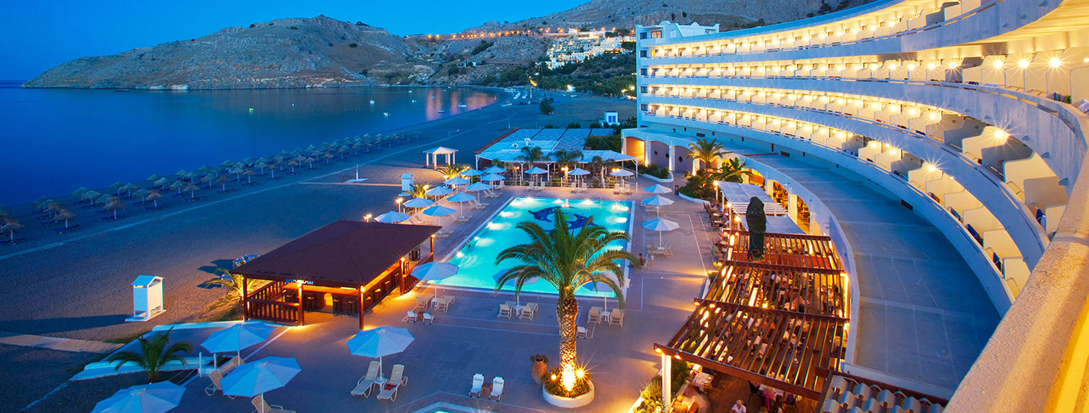 ΤUI  Sensimar Lindos Bay Resort & Spa - добро пожаловать!