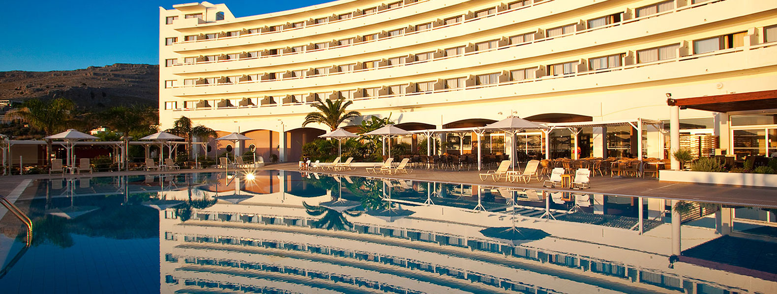 Sentido Lindos Bay - A luxury hotel in Rhodes for your vacations...
