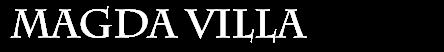 Villa Magda's logo