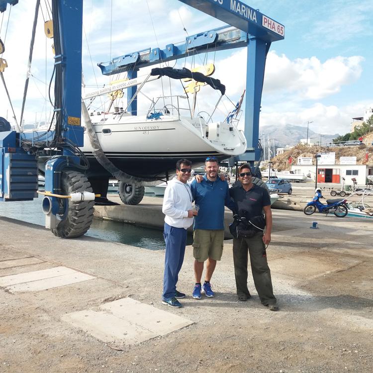 Amazing Sailing In Crete|SAILING CRUISES IN CRETE WITH S/Y AMFITRITI